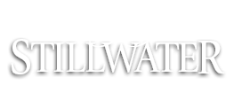 Village of Stillwater logo type