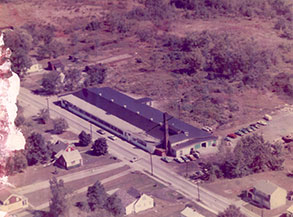 old mill plant