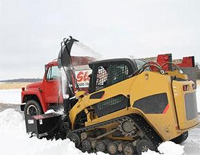snow loader
