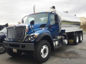 sludge truck